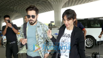 Photos: Emraan Hashmi, Pritam Chakraborty and others snapped at the airport