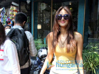 Photos: Vaani Kapoor spotted in Bandra