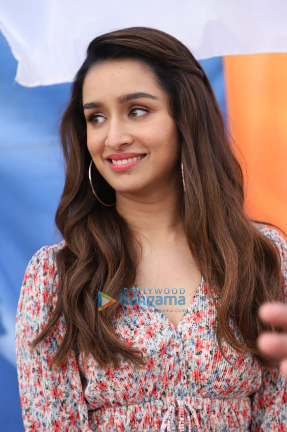 Photos Shraddha Kapoor spotted at Film City (1)