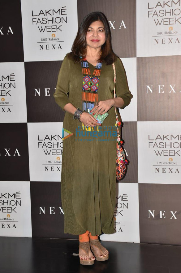 Photos Sunny Leone, Hansika Motwani and others snapped at the Lakmé Fashion Week SummerResort 2020 (1)