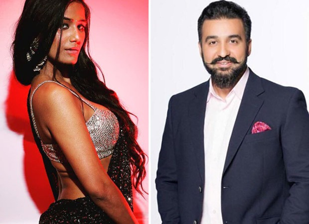 Poonam Pandey files a criminal case against Raj Kundra and his associates; the latter denies association with the firm