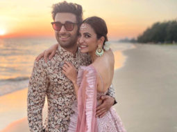 Pulkit Samrat and Kriti Kharbanda shoot for their first brand together!