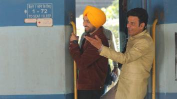 Suraj Pe Mangal Bhari: Diljit Dosanjh and Manoj Bajpayee shoot at a crowded CST platform in Mumbai