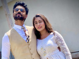 Surbhi Chandna posts a few wholesome candid pictures with Sanjivani co-star, Gaurav Chopra!
