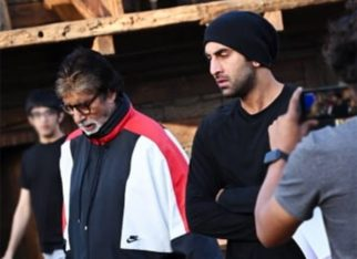 Throwback Thursday: Amitabh Bachchan shares 'then & now' photo meeting Ranbir Kapoor on Brahmastra and on sets of Ajooba with Shashi Kapoor