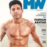 Toofan star Farhan Akhtar flaunts his ab-tastic body on the cover of Man's World