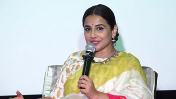 Vidya Balan Attend St Xaviers College Conference Finding Mother - The Conference2