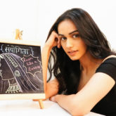 """""""Sanyogita will roar like a lioness,"""" writes Manushi revealing her director's vision through a doodle"""
