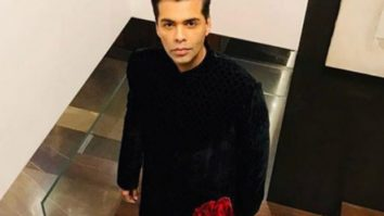 Karan Johar hopes to combat fear to show stories he has not been able to show till now