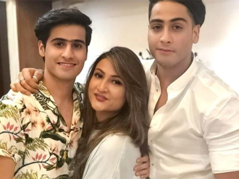 Urvashi Dholakia says her videos with her son has people call her the Gen X mom