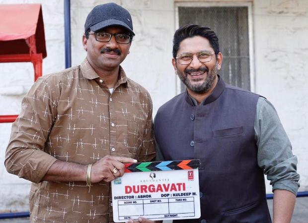 We broke it first! Arshad Warsi joins the cast of Bhumi Pednekar starrer Durgavati