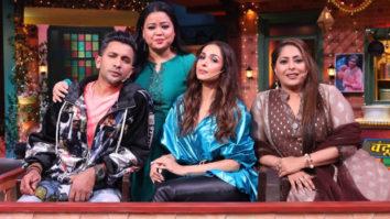 The Kapil Sharma Show: Geeta Kapur reveals the real reason behind her becoming 'Geeta Ma'