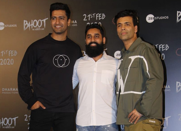Bhoot Part 1: The Haunted Ship Trailer launch: Karan Johar narrates a real life ghost incident he encountered during Kuch Kuch Hota Hai shoot