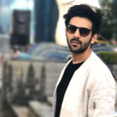 Kartik Aaryan gets into a filmy mode in this BTS video from Love Aaj Kal shoots