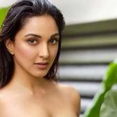 Kiara Advani sets the internet on fire as she goes topless for Daboo Ratnani's calendar shoot