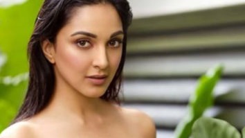 Kiara Advani sets the internet on fire as she goes topless for Daboo Ratnani's calendar shoot
