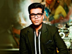 Karan Johar gets honoured with the Iconic Entertainment Leader of the Decade at Indian Business Leader Awards