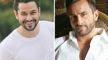 Kunal Kemmu talks about doing a gig with Saif Ali Khan; says they are not that good