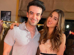 Sara Ali Khan finds a brand new fan in filmmaker Punit Malhotra! See photo