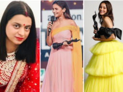 Filmfare awards 2020: Kangana Ranaut's sister Rangoli Chandel takes a dig at Alia Bhatt, Karan Johar and Ananya Panday