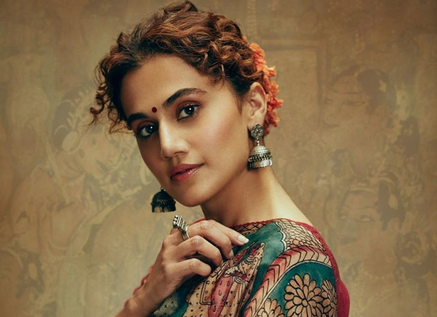 """""""I am reading pending scripts, brushing up my Tamil and Telugu skills"""", says Taapsee Pannu about life under Corona quarantine"""