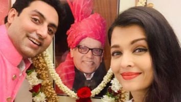 Aishwarya Rai Bachchan posts heartwarming pictures on father's death anniversary