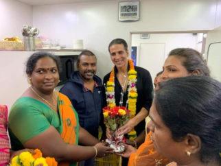 Akshay Kumar donates Rs. 1.5 crores for first transgender building in Chennai