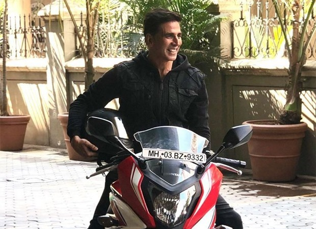 Akshay Kumar says he lost eight-nine kilos to look like an ATS officer in Sooryavanshi