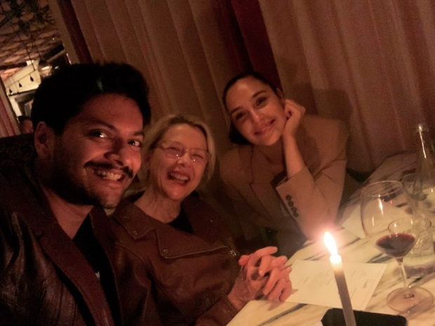 "Ali Fazal on working with Gal Gadot on Death on the Nile - ""It was the amalgamation of these unique energies that made it so interesting"""