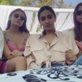 Alia Bhatt takes Tik Tok's emoji challenge on her birthday with Shaheen Bhatt, Akansha Ranjan Kapoor and Meghna Ghoyal