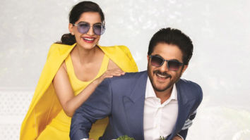 Anil Kapoor posts all of Harper's Bazaar covers featuring Sonam Kapoor Ahuja because he couldn't pick a favourite!