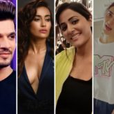 Arjun Bijlani, Hina Khan, Surbhi Jyoti, Karishma Tanna give a glimpse of how they're spending their time while social distancing