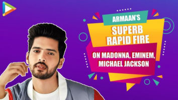 Armaan Malik DEDICATES this Hindi song to Michael Jackson Rapid Fire Celine Dion Madonna