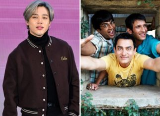 BTS' singer Jimin reveals he recently watched Aamir Khan, R Madhavn, Sharman Joshi starrer 3 Idiots