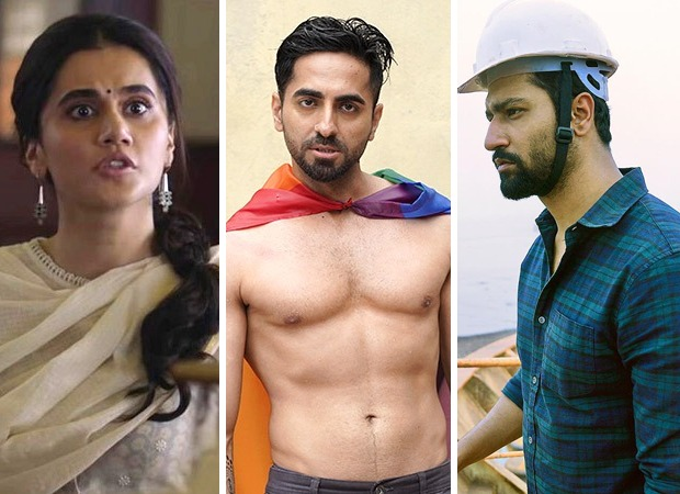 Box Office Collections: Thappad, Shubh Mangal Zyada Saavdhan, Bhoot Part One - The Haunted Ship - All grow on Saturday