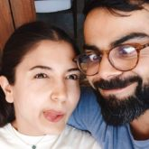 CUTE Virat Kohli and Anushka Sharma get goofy during self-isolation