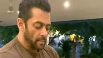 Coronavirus Outbreak: Salman Khan enjoys sketching during self-quarantine period, sings Hrithik Roshan's 'Kaho Naa Pyaar Hai' song