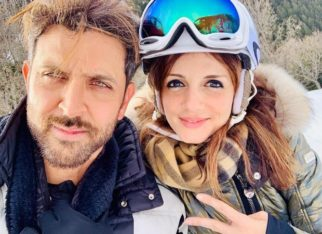 Coronavirus Outbreak: Sussanne Khan moves in with ex-husband Hrithik Roshan to co-parent their sons