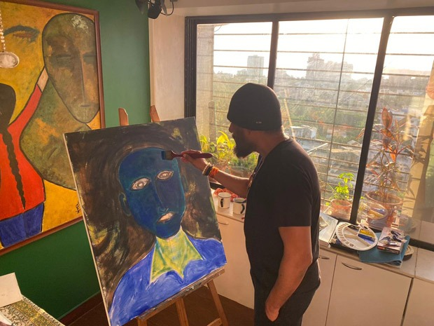 Coronavirus Outbreak: Vivek Agnihotri to sell his paintings to raise money for daily wage workers
