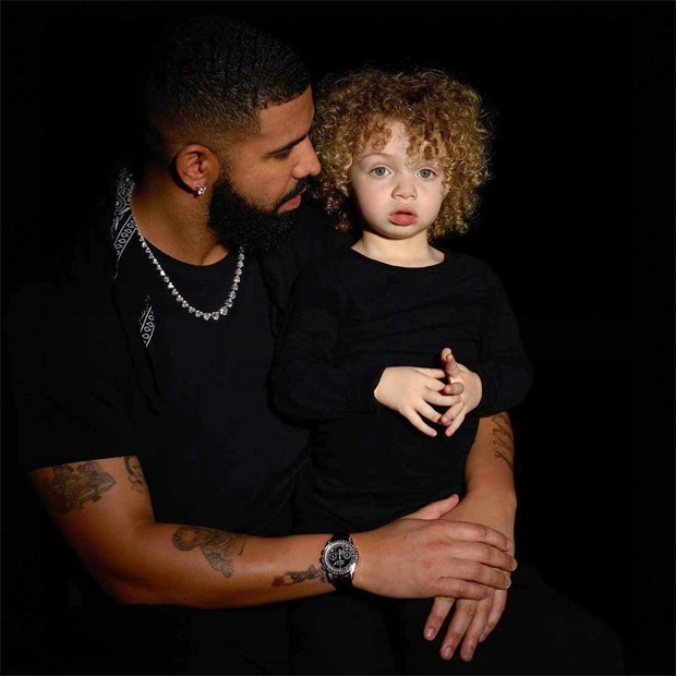 Drake shares first photos of his 2-year-old son Adonis, says he misses his beautiful family and friends