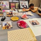 Fans shower a bed full of love on Sidharth Shukla, the Bigg Boss 13 winner is humbled