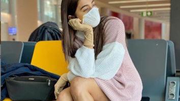 Amid coronavirus outbreak, Pooja Hegde flies to Georgia to shoot for Prabhas starrer