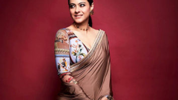 """""""I have a different kind of attachment to sarees'' reveals Kajol"""
