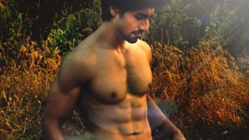 Harshad Chopda urges fans to eat healthy with a video of himself back flipping
