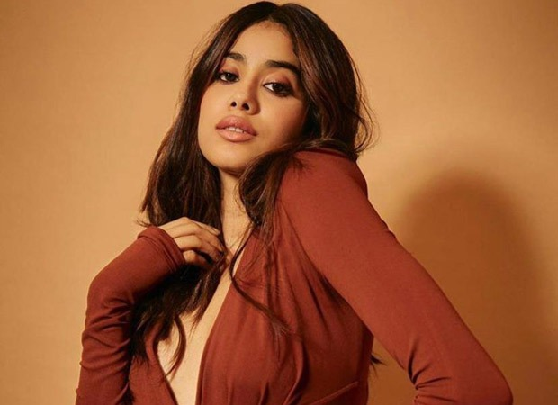"Janhvi Kapoor - ""I am the happiest when I am on set"""