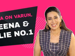 "Karisma Kapoor ""Dil To Pagal Hai was a ROLE that every actress had... "" Kareena Kapoor Varun D"