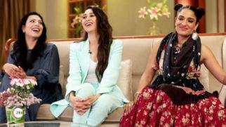 Karisma Kapoor, Shilpa Shukla and Sandhya Mridul on Mentalhood