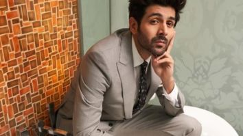Kartik Aaryan's quarantine area for work from home has left everyone in splits