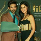 Kartik Aaryan promises Katrina Kaif to bring 'Mummy ke haath ka khana' at IIFA 2020 press conference