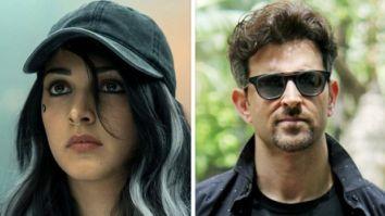 Kiara Advani receives praise from Hrithik Roshan for her performance in Guilty